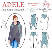 ADELE Sweatshirt, Longshirt