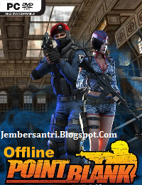 Counter Strike Point Blank Offline Full Update Serial Number Terbaru 2015