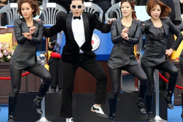 "Video record: ""Gangnam Style"" crack two billion views on YouTube"