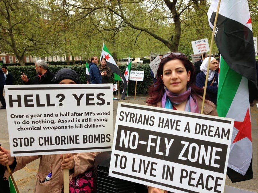 Image result for no fly zone syria