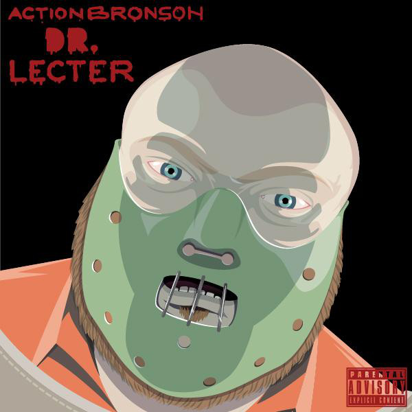 Action Bronson - Dr. Lecter Cover