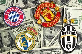 Klub Sepakbola Terkaya di Dunia 2013