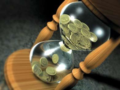 el dinero en la empresa: