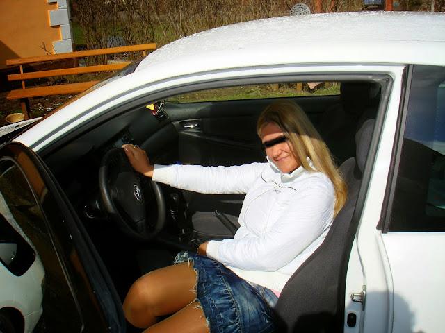 24-jährige Frau sucht am Dreieck Dresden-Norden schnellen Parkplatzfick