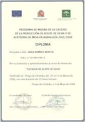 SOY CATADORA DEL PANEL DE LA D.O. PRIEGO DE CÓRDOBA