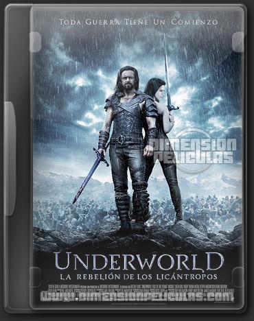Underworld 3 (DVDRip Español Latino)