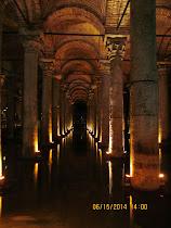 Basilica Cistern, Sultanahmet Square, Istanbul