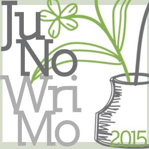 June Novel Writing Month (JuNoWriMo)