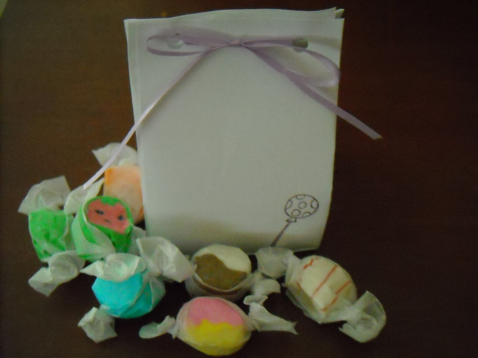 a crafty cook origami gift bag