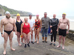 Winter Swimming Council Channel Relay 2012