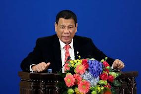 DUTERTE'S PHILIPPINES DIVORCES AMERICA?