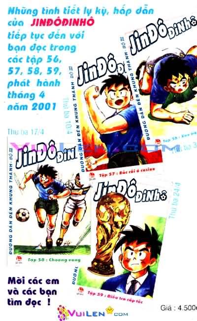 Jindodinho - Đường Dẫn Đến Khung Thành III Tập 57 page 121 Congtruyen24h