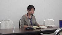 二木優子先生笑顔で講義