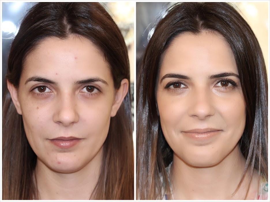 maquillaje para ojeras muy oscuras