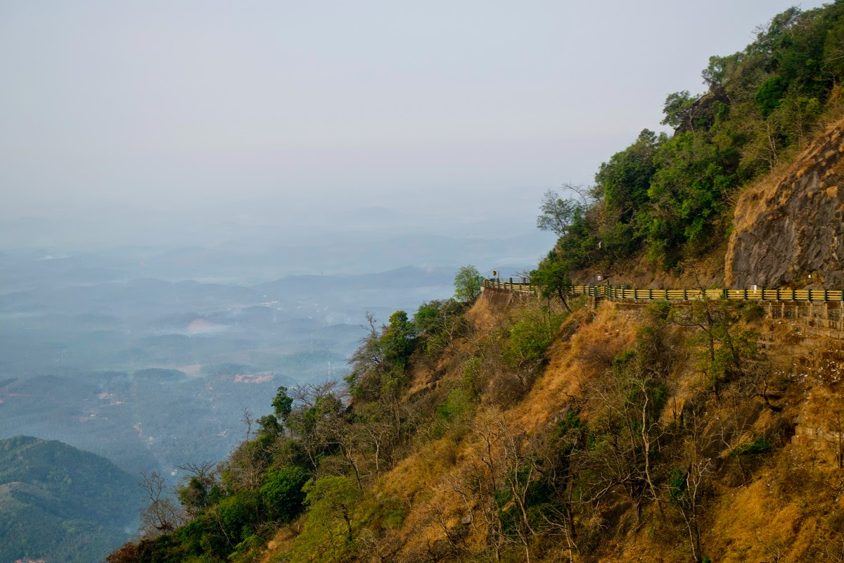 Lakidi viewpoint