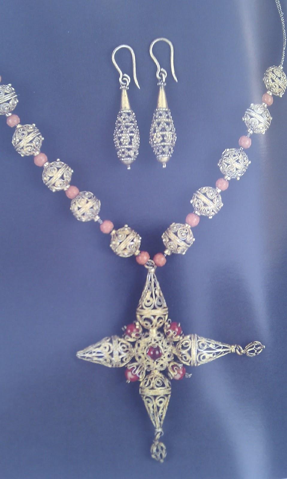 Eλλήνων Παράδοση  Τα παραδοσιακά κυπριακά γυναικεία κοσμήματα 16ef0587746