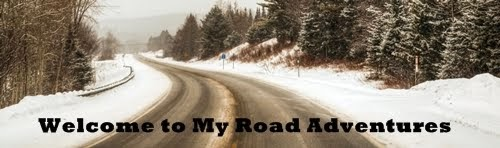 My Road Adventures - Jason S. Harry