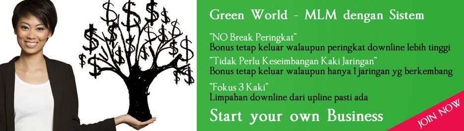 Sukses Bersama Green World