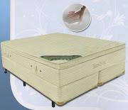 Tecnologia da Cama Box SankonfortSpace Confort. Tecnologia
