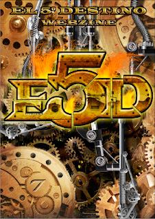 E5D Webzine Nº7 Ya esta AQUÍ! 2