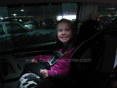 happy car seat
