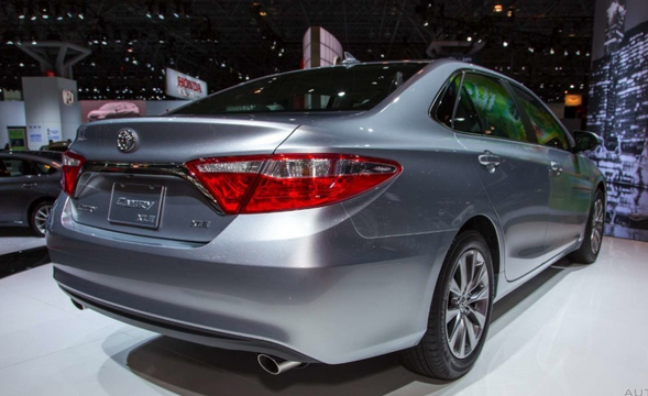 2015 Toyota Camry Release Date | New Car Release Dates, Images and