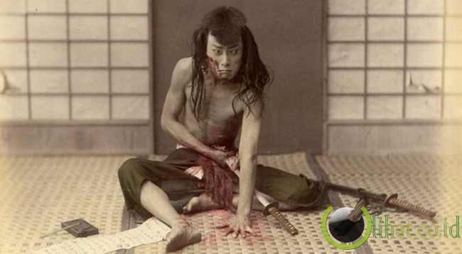 Bunuh Diri Demi Kehormatan Jepang