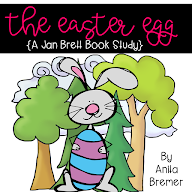THE EASTER EGG {JAN BRETT}