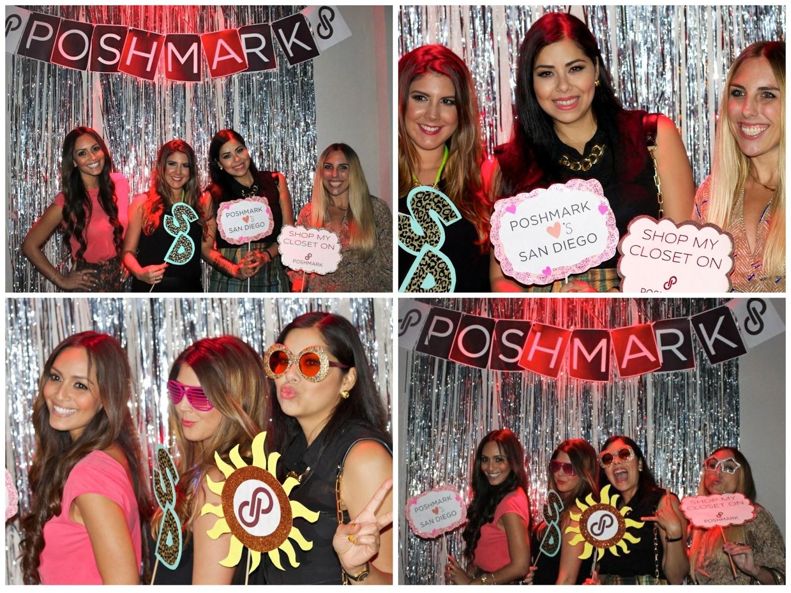 Poshmark San Diego, Poshmark Party San Diego, Poshmark APp in San Diego, San Diego Poshmark Seller