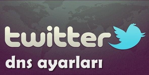 Twitter erişim yasağı nasıl kaldırılır, Twitter DNS değiştirme ayarı