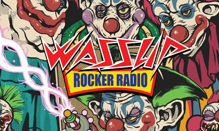 WORLD FAMOUS WASSUP ROCKER RADIO