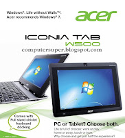 Acer ICONIA Tab W500 AMD Radeon HD 6290 Graphics Driver