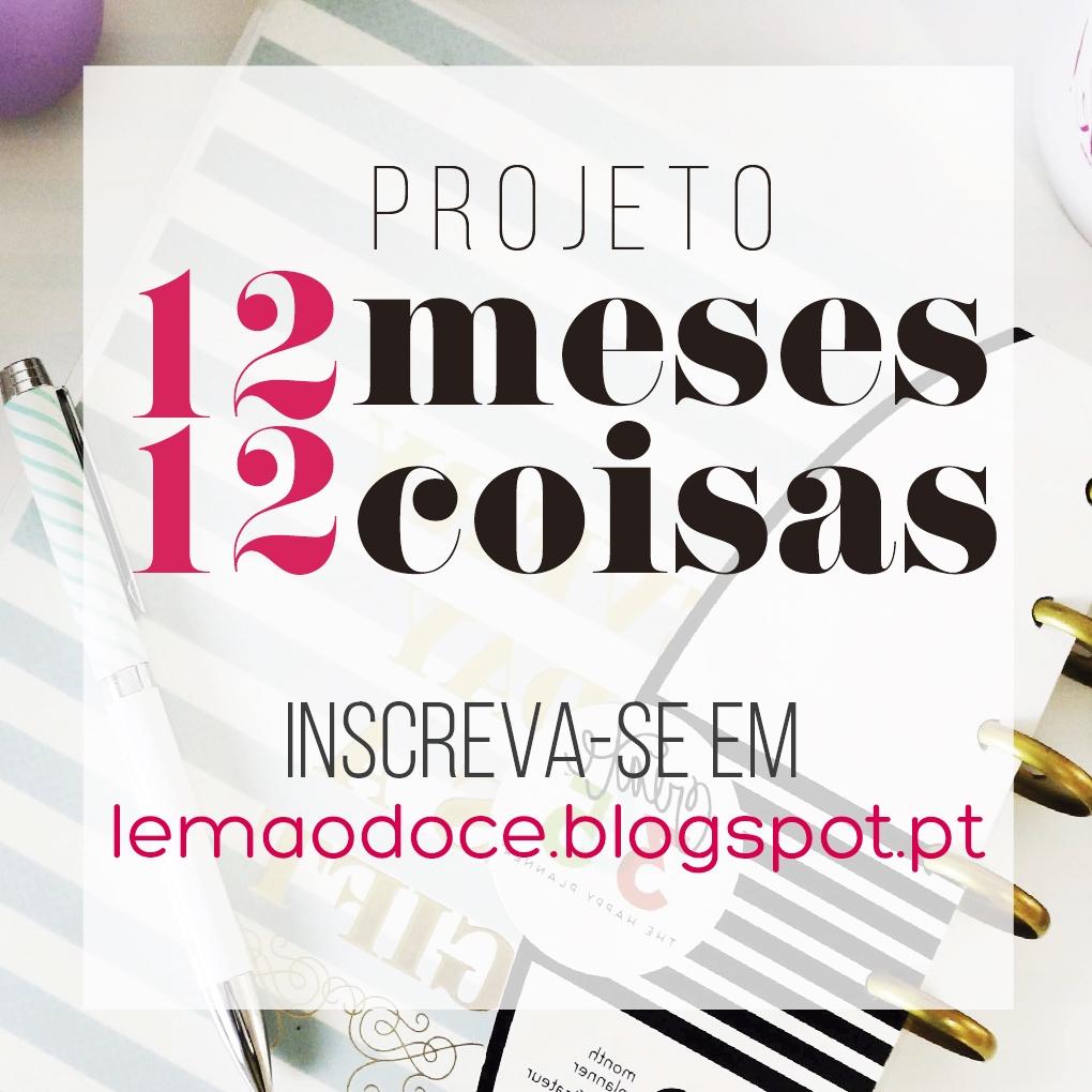 #12Meses12Coisas