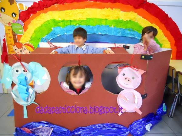 Costruire Un Letto Per Bambini : Dada pasticciona costruiamo un arca per tutti noi