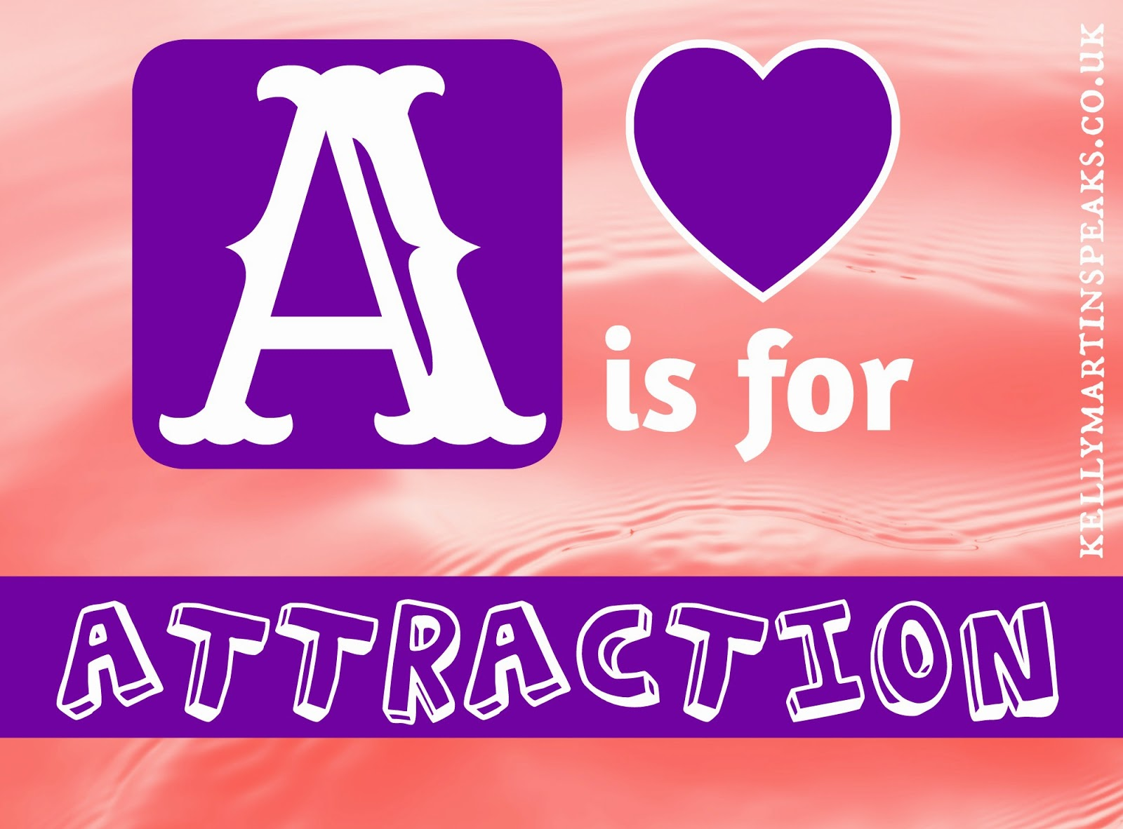 A to Z Challenge Attraction