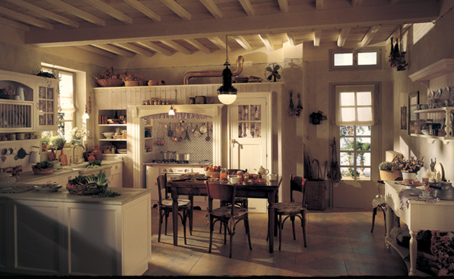Sweet moment kitchen for Marchi group cucine