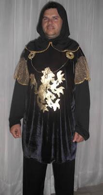 Modelos de Fantasias Medievais