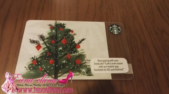 Starbucks Beli satu percuma satu