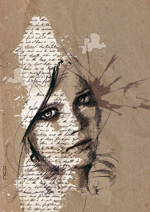 02-Eva-Florian-Nicolle-neo-Portrait-Paintings-focused-on-Expressions-www-designstack-co