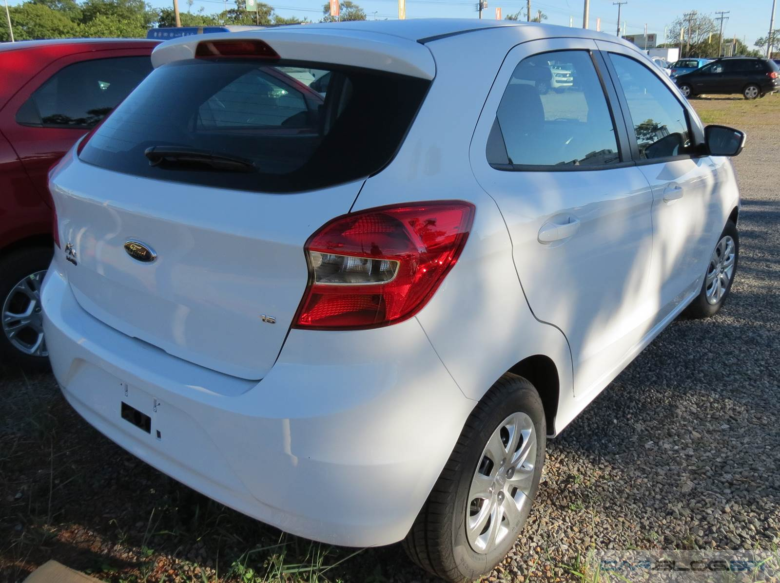 Novo Ford Ka SE 1.5 2015