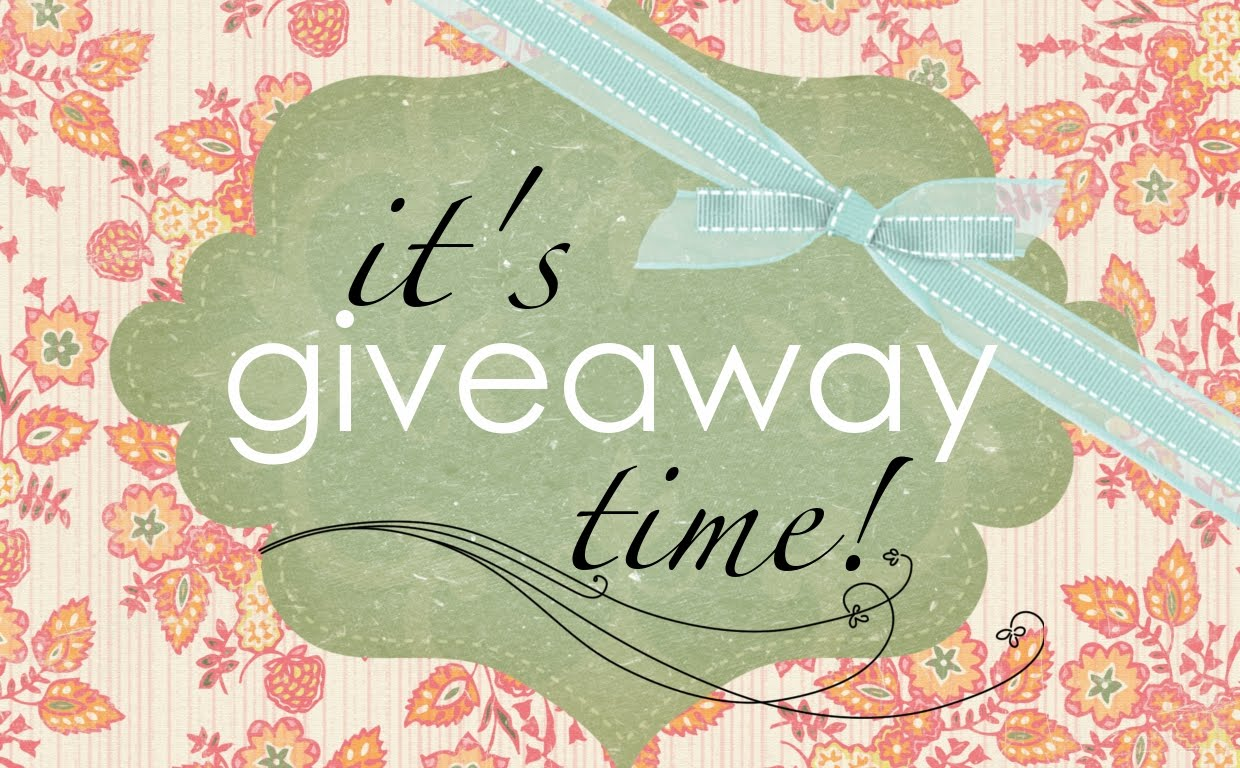 GIVEAWAY IN CORSO SUL BLOG