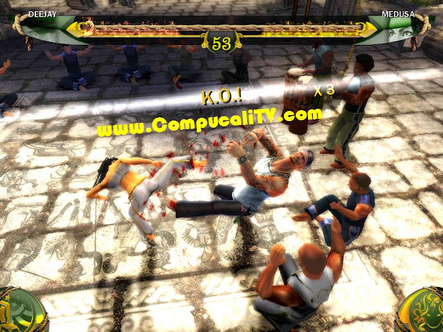 Capturas Propias Capoeira PC Game