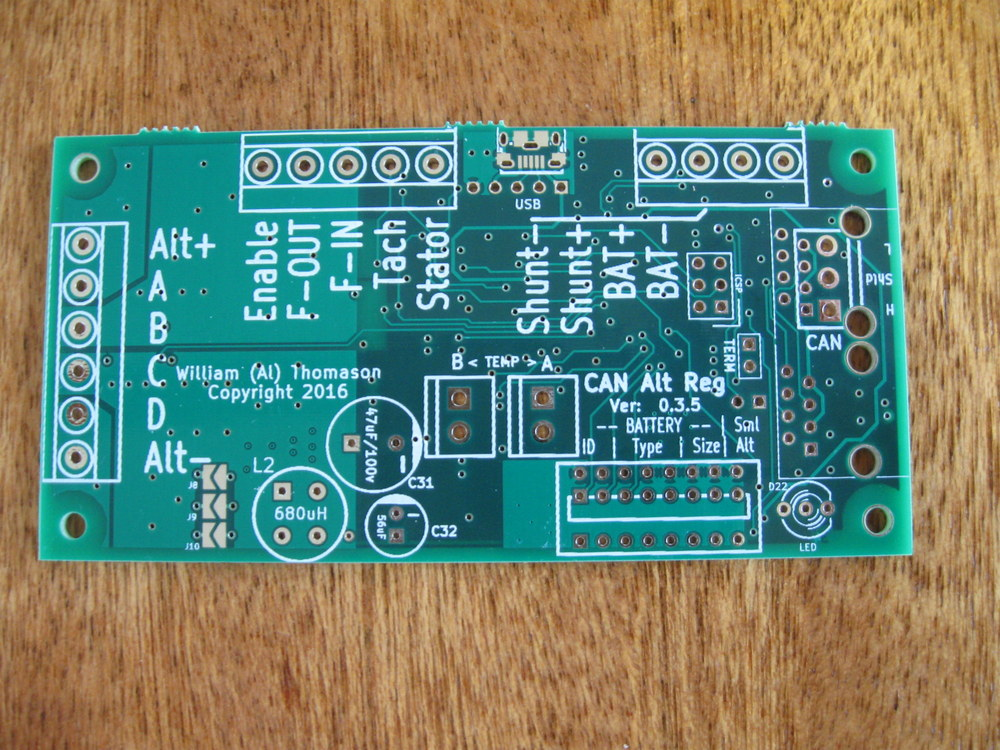 V0.3.5 Blank PCB  $7 - (Includes US shipping)
