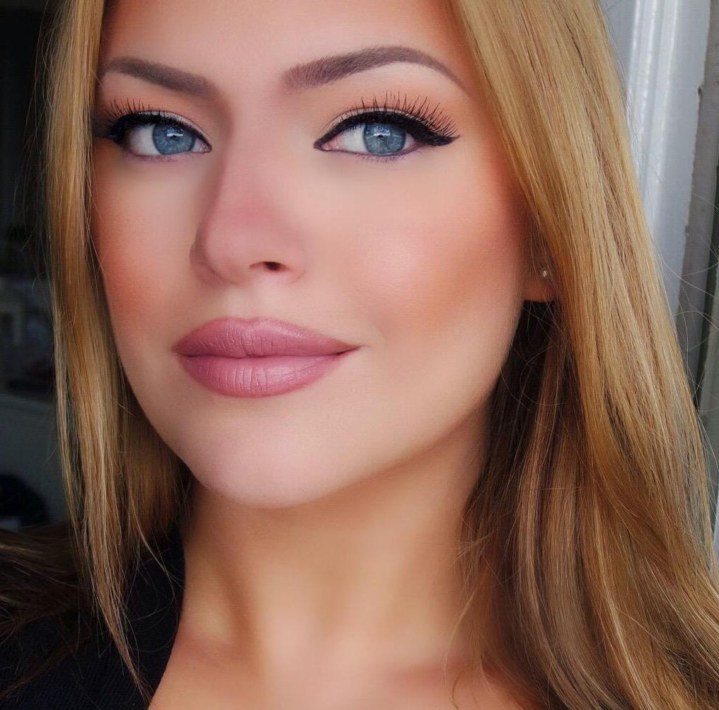 Makeup Myrna Beauty Blog Easiest Eye Look