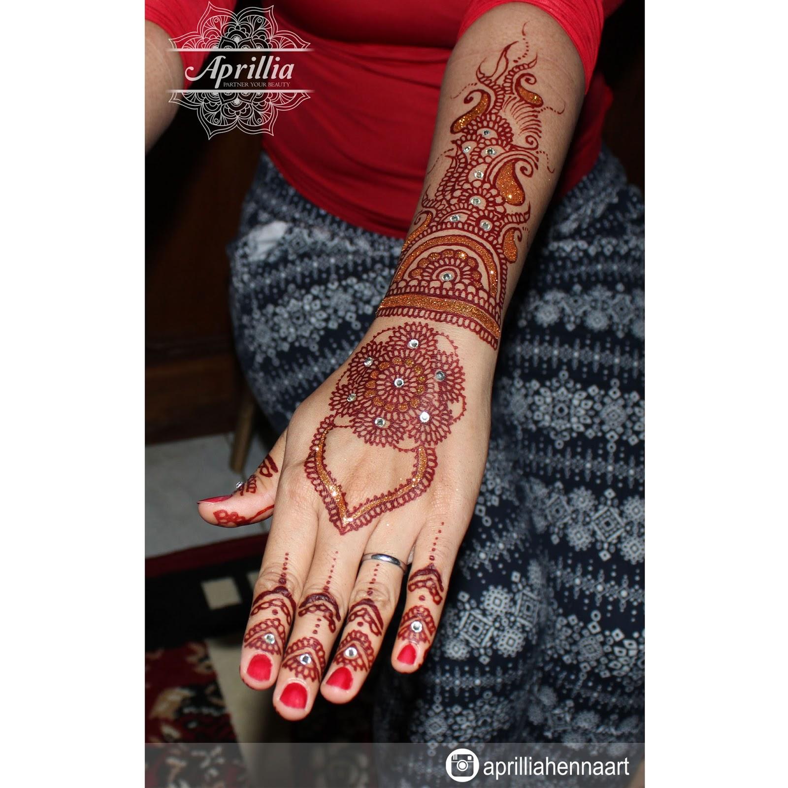 Henna Pernikahan Henna Pernikahan