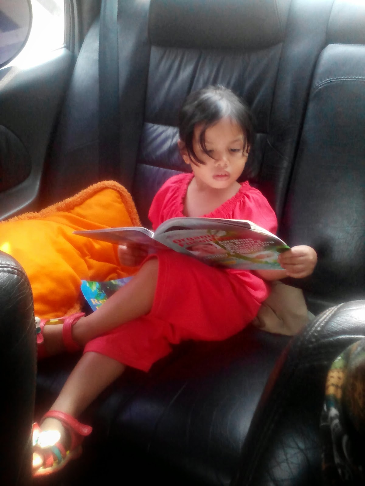 suka baca buku