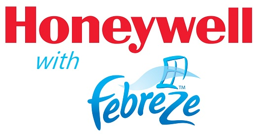 Honeywell with Febreze logo
