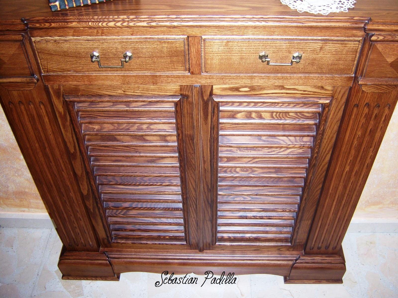 El arte de la madera - Cubreradiadores clasicos ...
