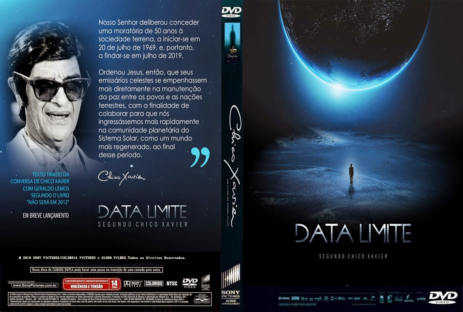 Baixar Data Limite Segundo Chico Xavier DVDRip XviD Nacional Data 2BLimite 2C 2BSegundo 2BChico 2BXavier 2BXANDAODOWNLOAD