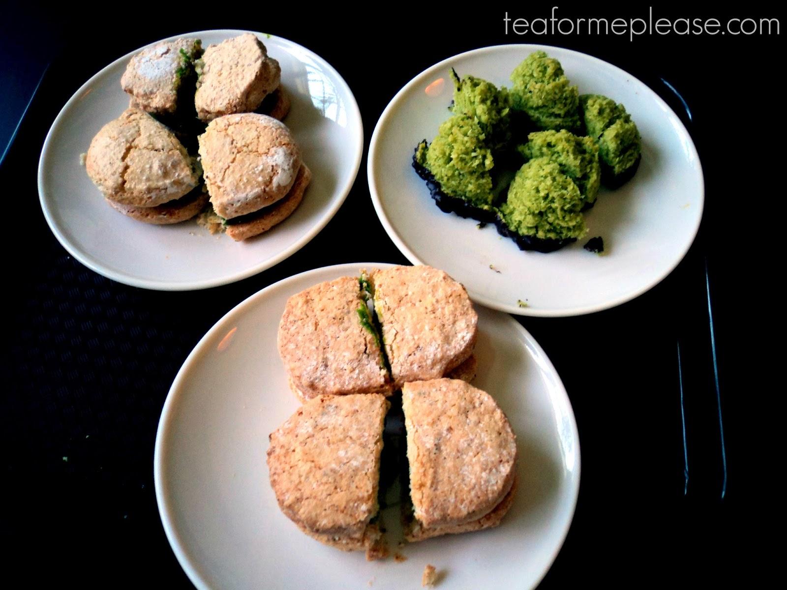 Matcha Baked Goodies